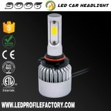 Kit del faro del LED, indicatore luminoso dell'automobile LED del LED H4, lampadina del faro dell'automobile LED