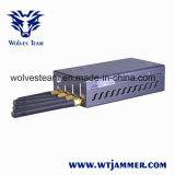 GSM /Gpsl1 + WiFi를 가진 휴대용 셀룰라 전화 방해기