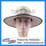 Шлем лета человека сторновки травы Nutural способа