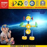 Воспитательные пластичные игрушки образования детей вертолета игрушки