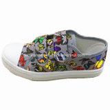 Les enfants de la magie des chaussures en toile de bandes Sneaker chaussures occasionnel (ZL1216-1)