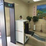 Detetor de metais da bagagem do raio X da inspeção da segurança
