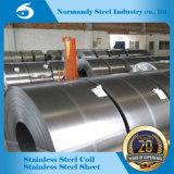 439 2b de haute qualité de finition automobile de la bobine en acier inoxydable pour tuyau d'échappement