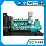 Энергопотребление в режиме ожидания 400квт/500ква электрический генератор с дизельным двигателем Yuchai