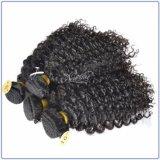 Оптовые перуанские Kinky курчавые естественные реальные человеческие волосы девственницы
