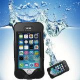 Ultradünner wasserdichter Shell-Mobiltelefon-Kasten mit Fingerabdruck-Anerkennung und aufladenkanal für Tauchens-Stufe