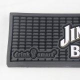 Großhandelskreativität-prägenzoll 3D weiche Belüftung-Bier-Matten