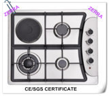 580mm Product Size Electric + Gas Mixed Hob Appliance (JZS4003AE)