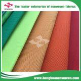 100% polipropileno Spunbond Non-Woven bobinas de tecido