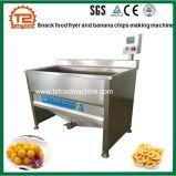 Friteuse et des aliments de collation banana chips Making Machine