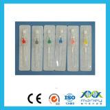 IV tipo cateter da pena da cânula de IV