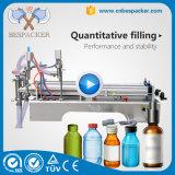 Bespacker 20 litros de agua embotellada, Máquina de Llenado automático máquina de llenado de botellas
