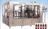 Máquina de rellenar automática del agua carbónica de la botella del animal doméstico