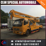 Nuovo 4X2 camion ad alta altitudine ambientale della piattaforma di funzionamento del carrello di movimentazione 6ton