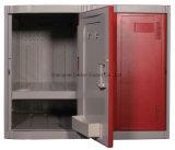 4つの層のプラスチックロッカー(H1980*W320*D480mm)