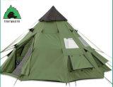 Tenda di campeggio dell'indiano della tenda di Bell Oxford della famiglia impermeabile del cotone di 2017