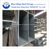 tubo hueco de acero rectangular de la sección de 50*50m m