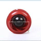 Bonne qualité en plastique de 155 mm Materil Ce courbe descendante du ventilateur du moteur