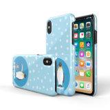 Kundenspezifischer IMD Telefon-Kasten-Deckel für iPhone X