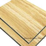 Sandwich de contrecollage feuille ACP, de panneaux composites en aluminium, Mur Clading (ALB-041)
