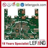 de Kring van PCB van het Voertuig 4layers OSP met het Groene Masker van het Soldeersel
