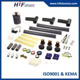 36 кВ кремния резиновые Кабельное Локоть разъем (HC-018)