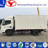 貨物4トン良質Lcvの義務のか軽量ヴァンまたは貨物自動車または箱または大箱または小型または避難所またはヴァンの軽トラック