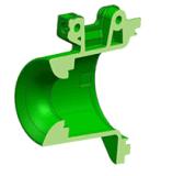 Инструмент Multiventuri Houing заливки формы Aluminem