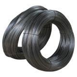 Delicatamente collegare del ferro temprato il nero per la fabbricazione dei chiodi