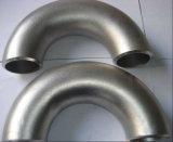 180 Grau ASME Sch40/Std cotovelo do tubo de aço de carbono