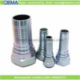 Garnitures hydrauliques de tuyau du carbone d'Eaton de qualité de bride normale d'acier