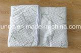 Chapéu de coco cabido /Cover do colchão do luxuoso bambu extra - feito em China - rainha