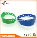 UHFlange ReichweiteRFID Wristband-Gebrauch für einmal