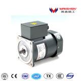 Wanshsin 220V 50Гц 60Вт переменного тока Indution двигатель с коробкой передач