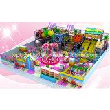 Apparatuur van de Speelplaats van het Spel van de Spelen van de Streek van de Hemel van het Spel van jonge geitjes de Openlucht Binnen Zachte