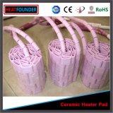 Almofada de calefator cerâmica do tratamento térmico da Pre-Soldadura da qualidade superior