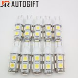 Ampoule blanche d'entraînement de véhicule des ampoules automobiles 12V 24V de T10-5050-9SMD DEL