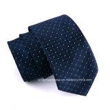 Cravate simple de cadeau de polyester de POINT