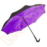 جيّدة جديدة يعكس إلى الخلف مظلة عكسيّة أنّ داخلة قريبة - خارجا