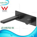 Filigrane Jd-Ws795B noir douche robinet mélangeur de douche dissimulée