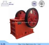 Primärstein-Kiefer-Zerkleinerungsmaschine des felsen-Pex250X750 für Minenmaschiene