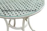 /Rattan extérieur/présidence et Tableau de rotin de meubles hôtel de jardin/patio mis (HS 1023C&HS6210DT)