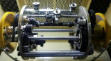 機械をねじる機械リード編み機Buncherを束ねる銅アルミニウムワイヤーケーブル