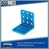 Servizi su ordinazione di montaggio per le parti di alluminio con lavorare di CNC di asse 3-4-5
