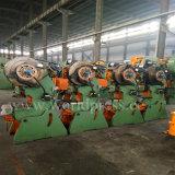 Máquina dourada quente da imprensa de potência do metal de folha elétrica da máquina J23-63t do perfurador do fornecedor