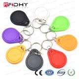 Controle de acesso impermeável Rewritable &#160 do ABS RFID da alta qualidade; Keyfob
