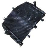 Мотоцикл Frdsu017 разделяет алюминиевый радиатор для Suzuki Gsxr600/750 2004-2005