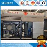 Estação móvel de CNG para o reabastecimento de CNG