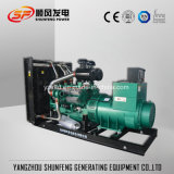 50Hz China Shangchai 300kVA elektrischer Strom-Dieselgenerator-Fabrik-Preis