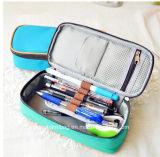 Heißer verkaufender preiswerter Bleistift-Kasten für Kind-kundenspezifischen Bleistift-Beutel